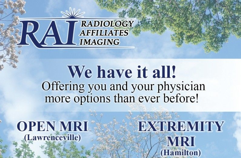 Coming Soon: Extremity MRI to our Hamilton Location